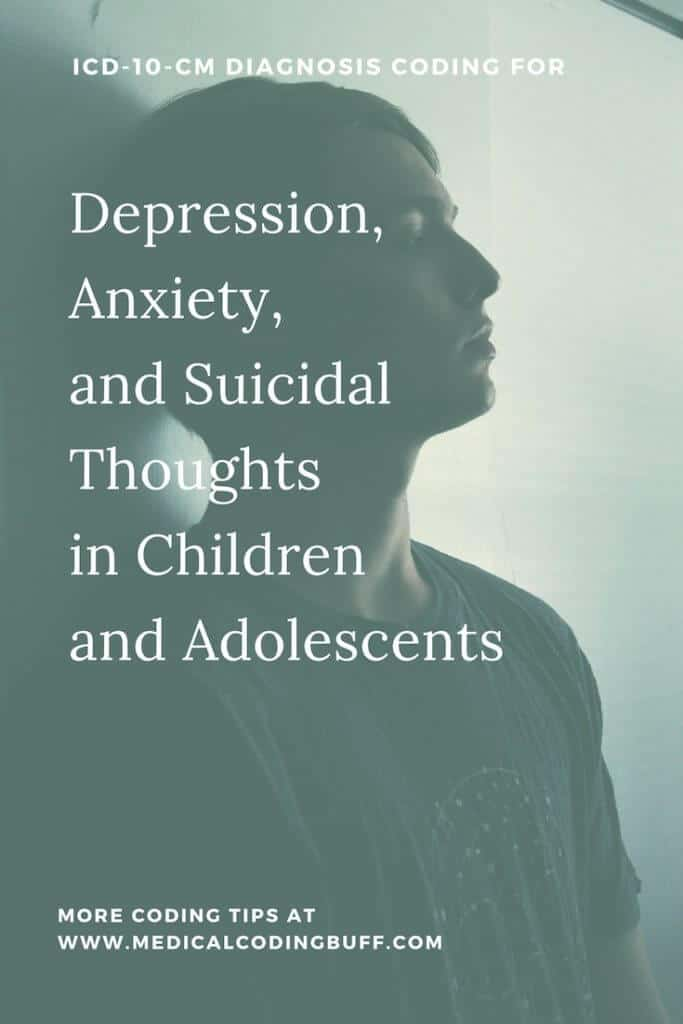 Depression, Anxiety, and Suicidal Thoughts in Children and Adolescents